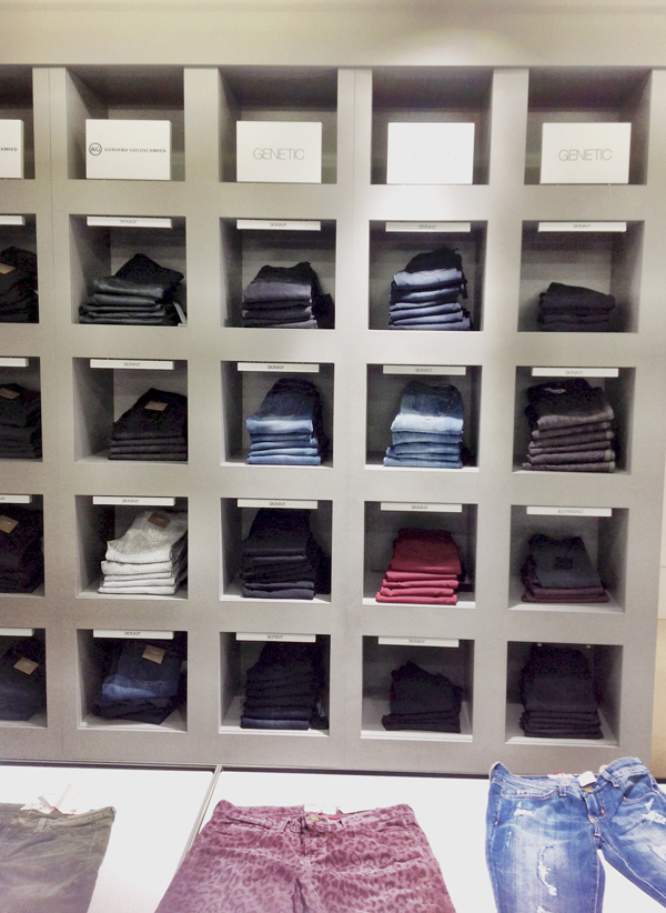 genetic denim at harrods