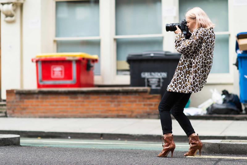 London Fashion Week Spring Summer 2014 photographer