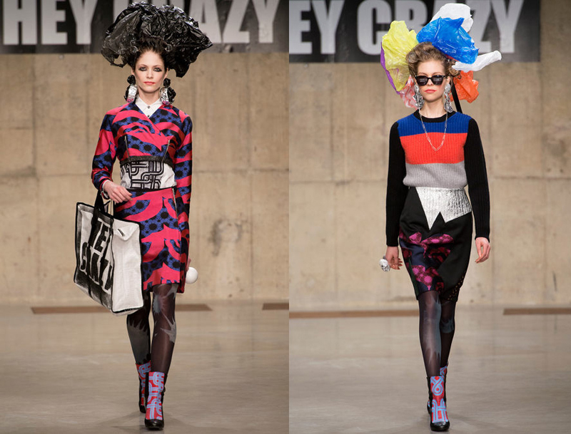 Lousie Gray AW13 Journey Through London Subculture 80s to now ICA