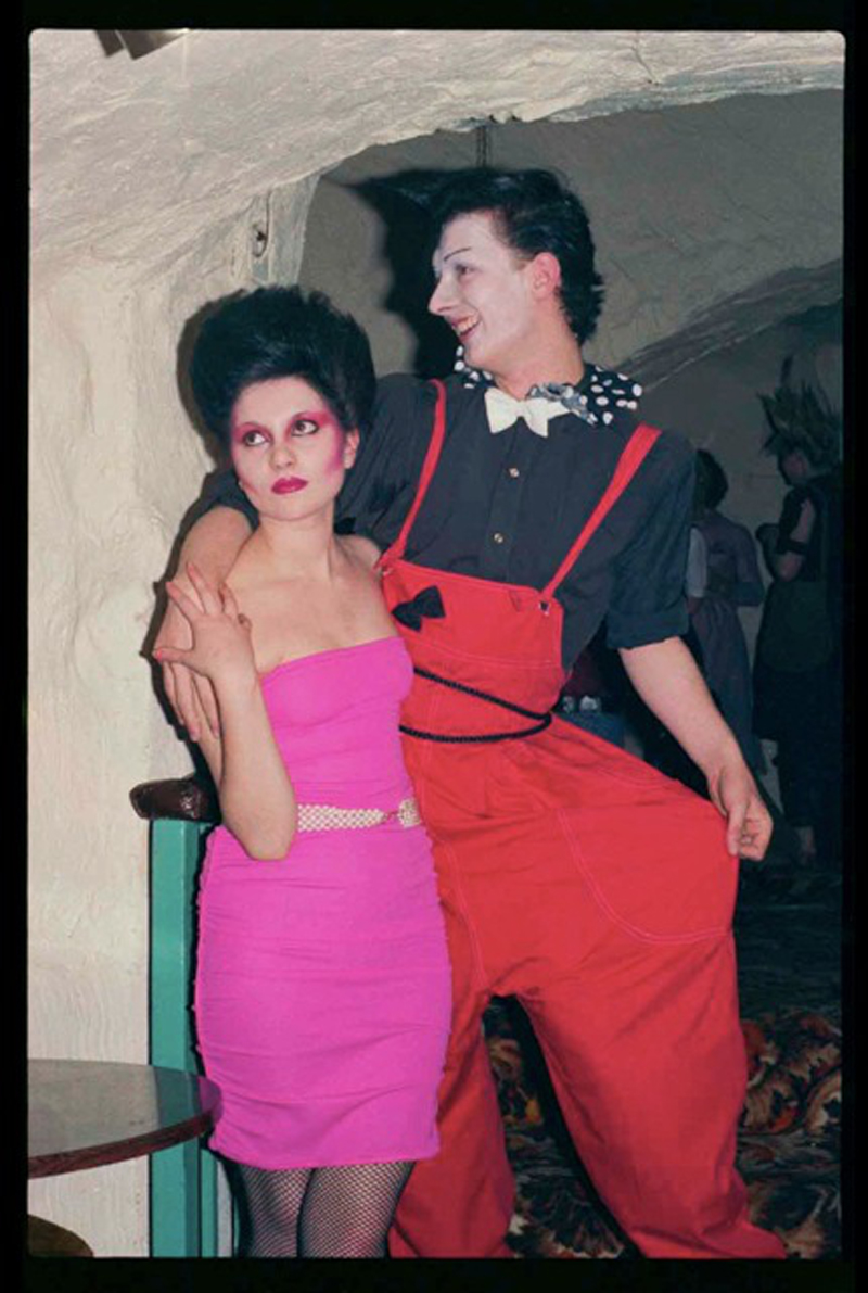 Princess Julia Boy George Subculture London ICA