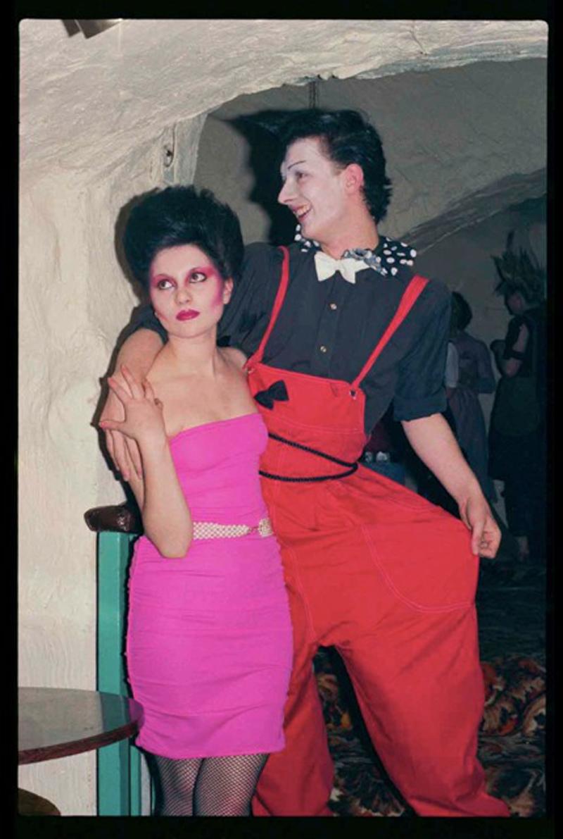 Princess Julia Boy George Subculture London ICA