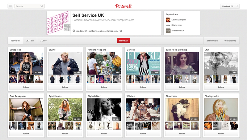 self service uk pinterest