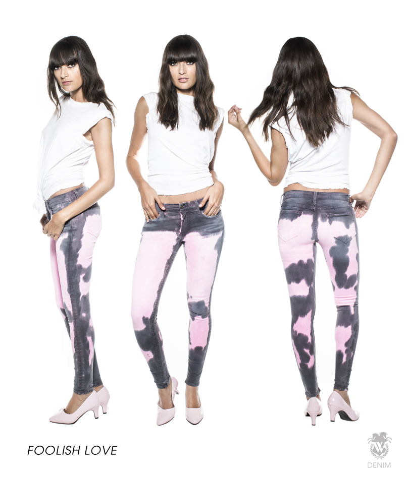 wildfox denim carmen foolish love