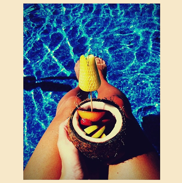 Wildfox Summer Forever Coconut Pool Instagram Jowitka