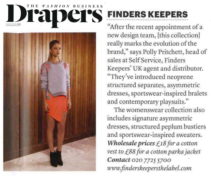 Drapers August 2013