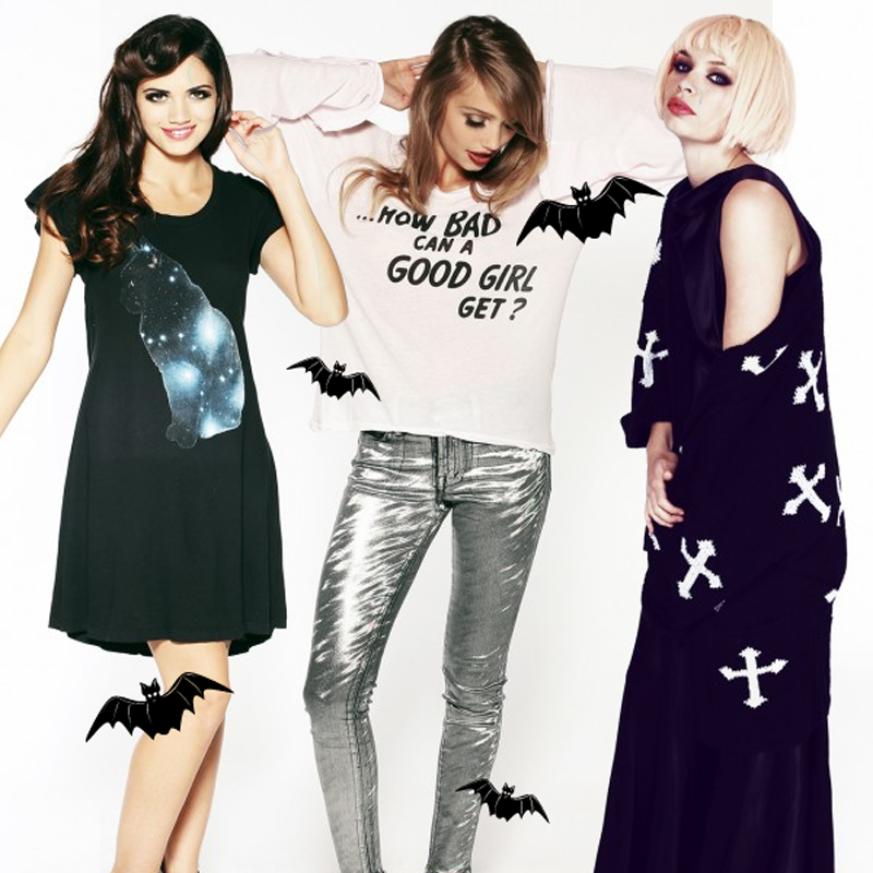 Outfits to last you through Halloween and beyond at Wildfox UK