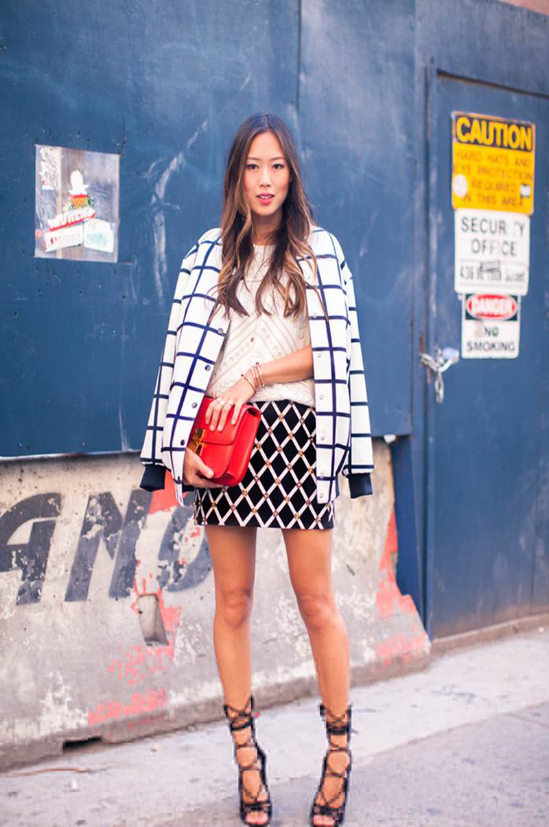aimee song of style point break bomber finders keepers