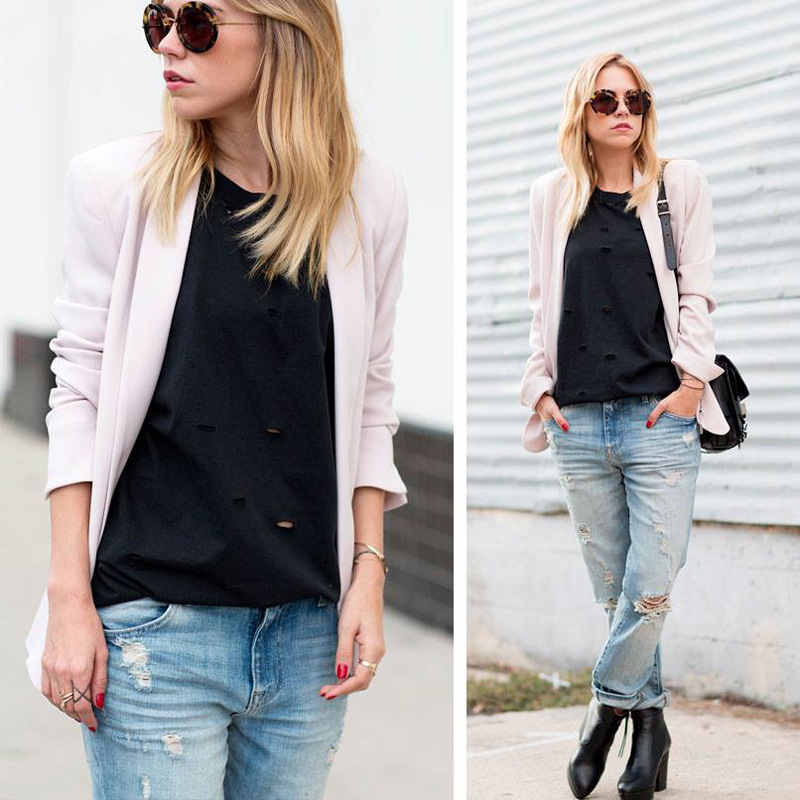 Always Judging in Wildfox Denim Marissa Jeans in Secret