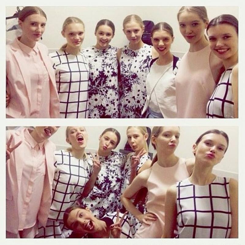 australian models wearing point break