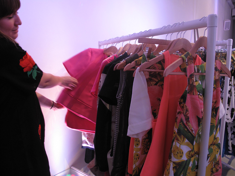 finders keepers asos edit at b pr press day