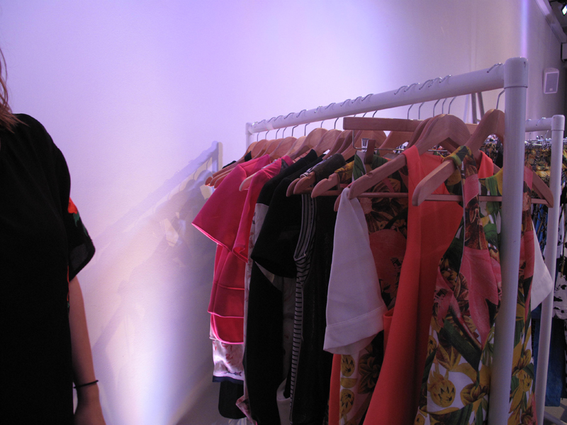 finders keepers asos rail at b pr press day