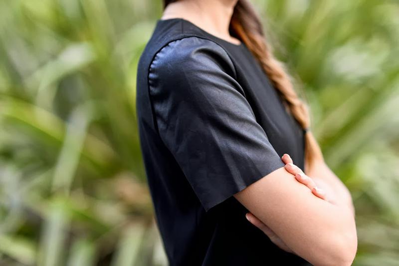 julia shutenko finders keepers point break collection dress