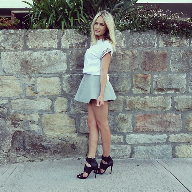 maiden sydney fashion blogger lone ranger skirt finders keepers point break