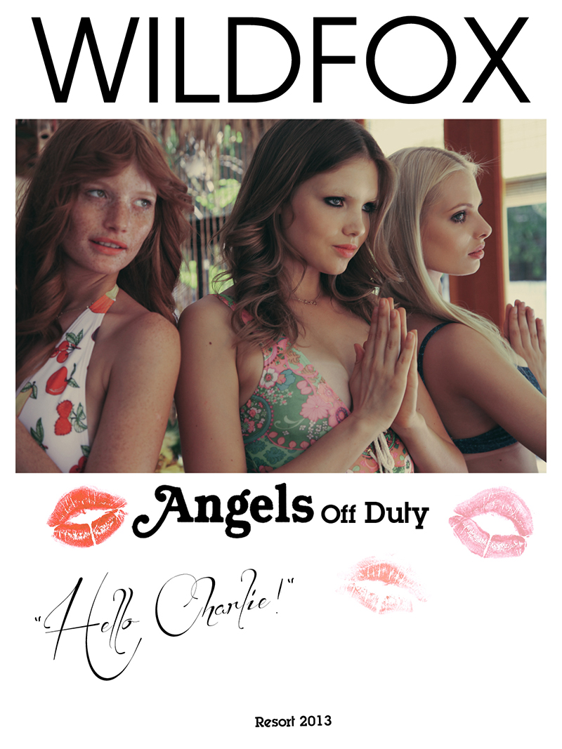 wildfox angels off duty resort 13 14 cover