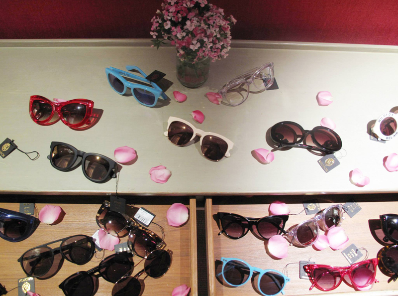 Wildfox sunnies!