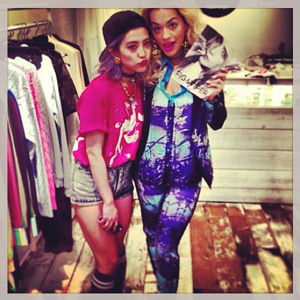 rita ora finders keepers lake house remember a day jacket december song shirt final cut pants