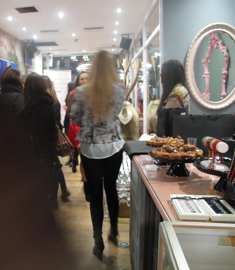 Teacup Boutique event