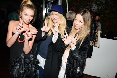 WILDFOX Spring '14 Collection Release Party – photographed by Steven Meiers 01/15/2014 at Skybar / The Mondrian in West Hollywood, CA