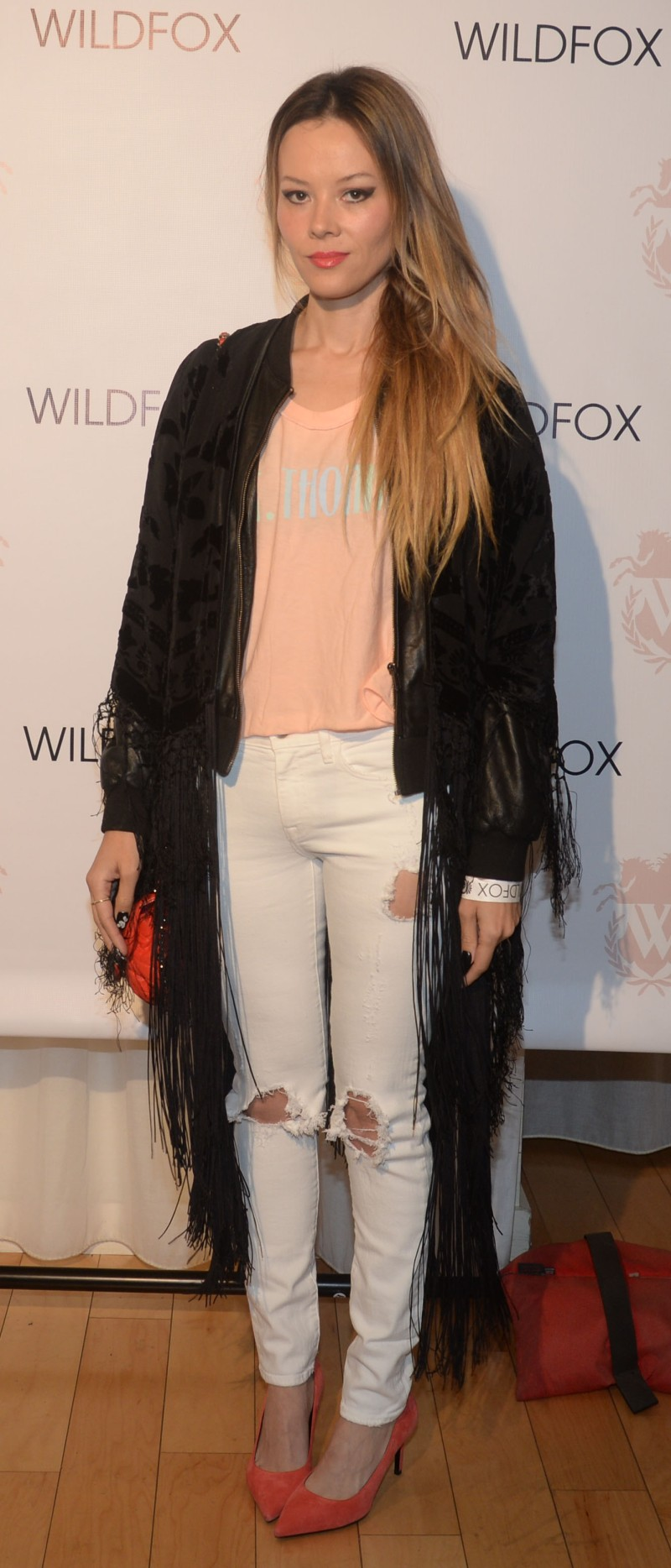 Wildfox Spring 2014 Launch Party Michelle Siwy