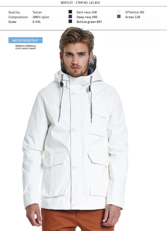 f48f5be5a34b ... Elvine SS14 menswear jacket Bentley ...