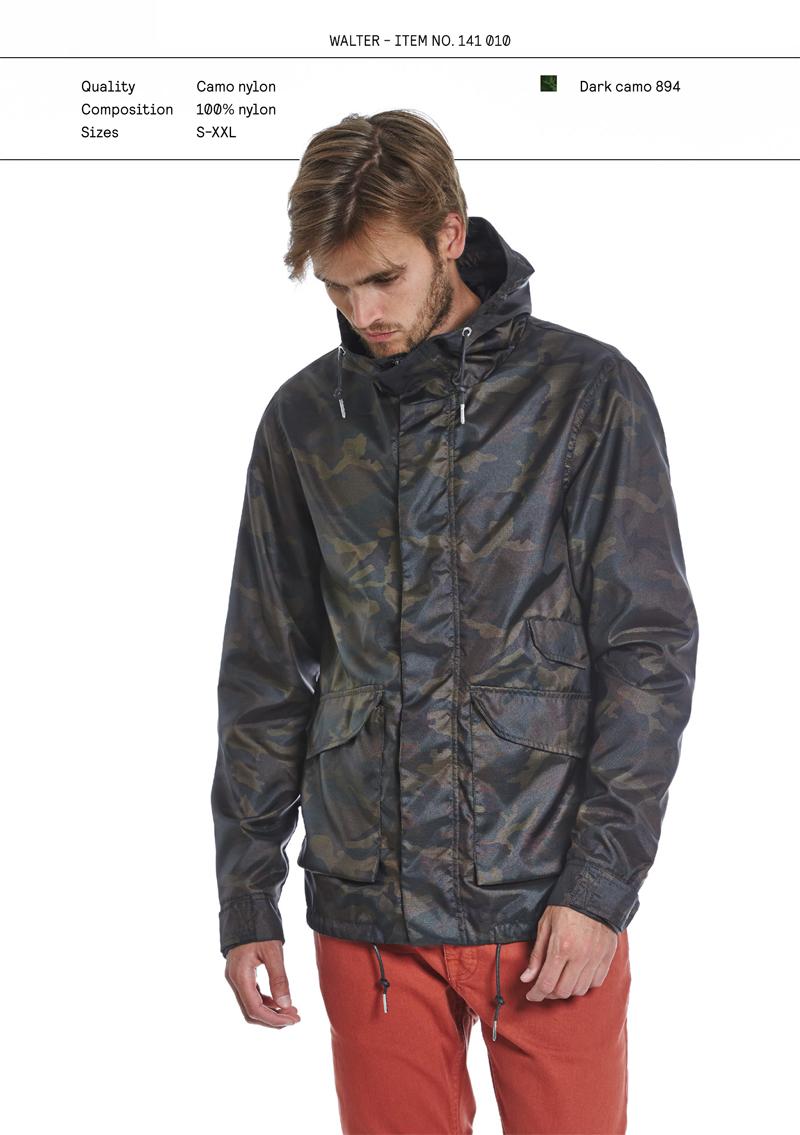 Elvine SS14 menswear Walter jacket