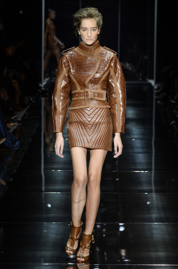 Tom Ford AW14 at London Fashion Week