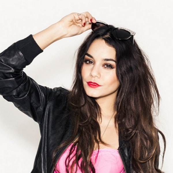 Vanessa Hudgens on the cover of the February issue of Nylon Mag with the Wildfox Le Femme 2 sunnies