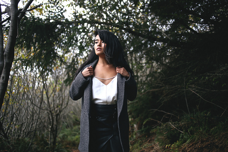 Olivia Lopez from LA fashion blog Lust For Life in the Love Me Do Top