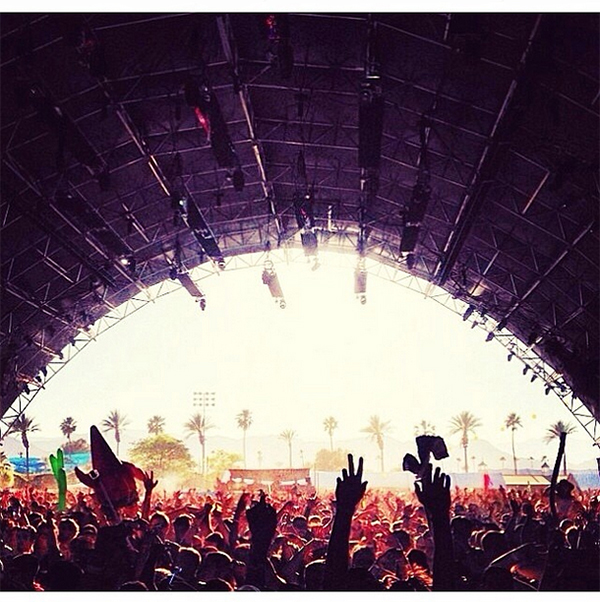 Coachella 2014 captured by Genetic Denim