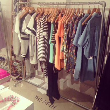 The Fifth Label at B PR press day AW14
