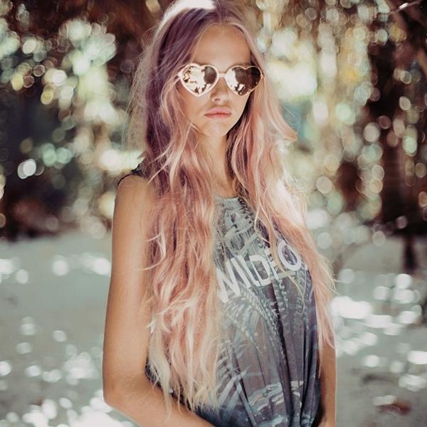 Wildfox Sun Lolita Frame and Daydream Tee
