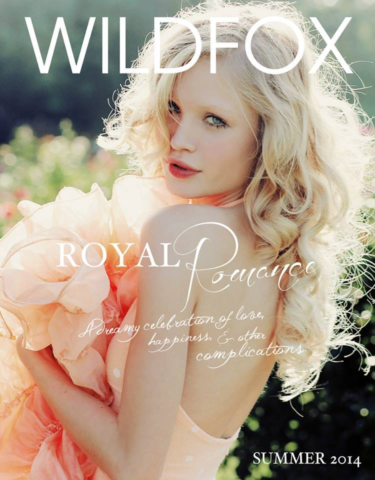 Wildfox Summer 2014 A Royal Romance 24