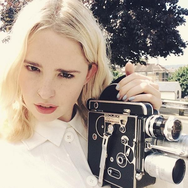 classic laurel instagram video camera