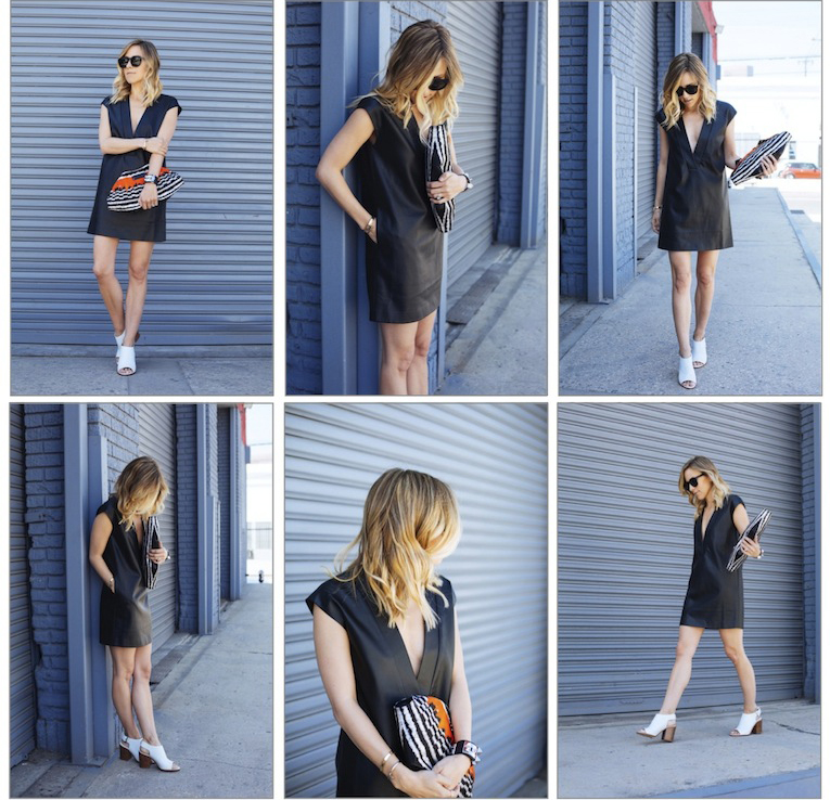Damsel in Dior in the Electric City Dress
