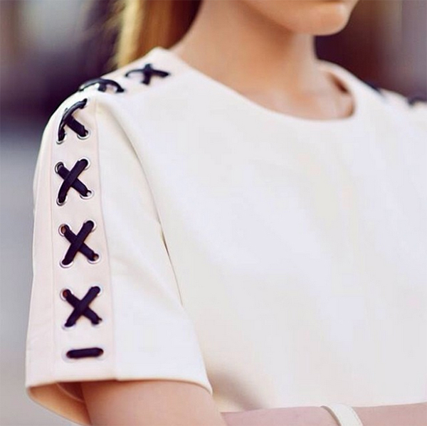 Kristina Bazan: Wonderland Top