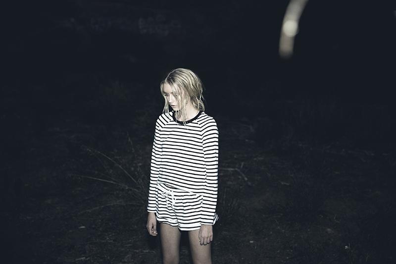 LeftAloneJumper & DarkParadiseShorts - The Fifth